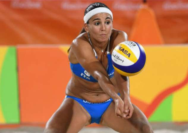 Ranking The 20 Most Attractive Female Volleyball Players