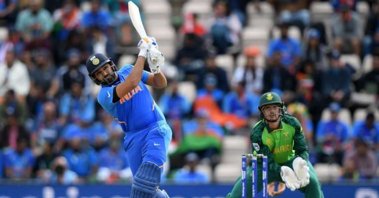 Top 10 Batsmen With Highest ODI Sixes in History