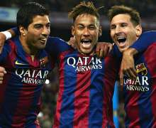 10 Best Football Trios - The Best Ones Of All Time