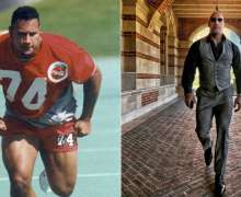 10 Celebrities You Didn't Know Were Athletes