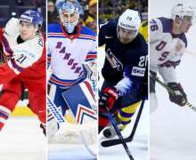 Top 10 Hottest Ice Hockey Players 2020