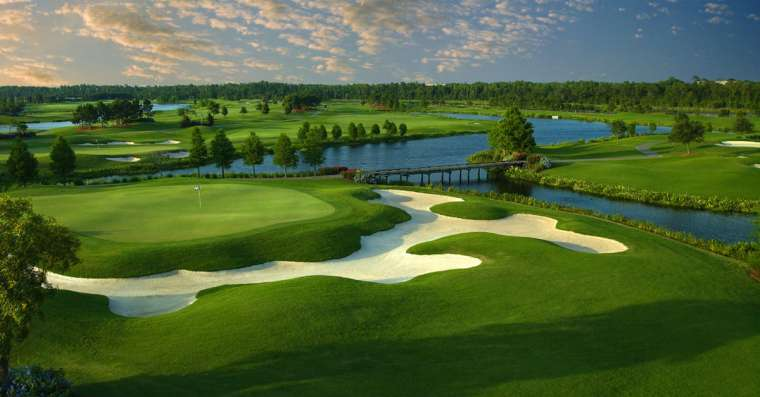 10 Best Golf Courses in the World