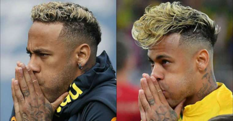 Top 10 Best Neymar Hairstyle 2020