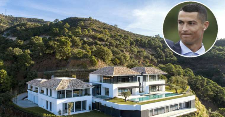 10 Most Expensive Mansion of Sports Stars