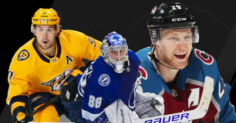Top 10 Highest Paid Ice Hockey Players 2021