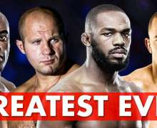Top 10 Best MMA Fighters In The World Right Now