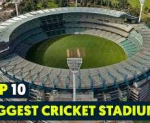 Top 10 Cricket Stadiums | Biggest Cricket Ground [Updated List]