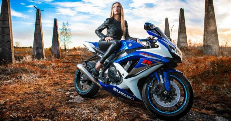 Top 10 Best Female Bikers of All Time
