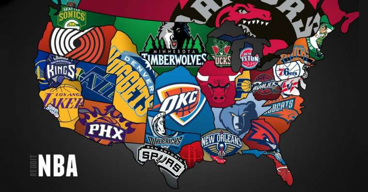 10 Best Teams in NBA History
