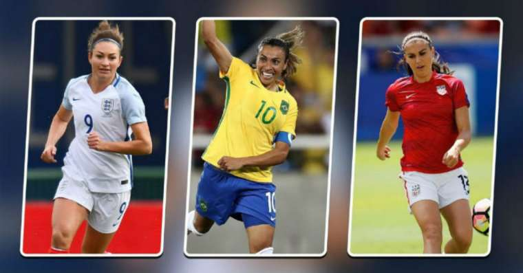 Top 10 Richest Female Soccer Players [Updated 2020]