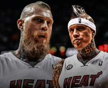 Top 10 Most Tattooed NBA Players In The World
