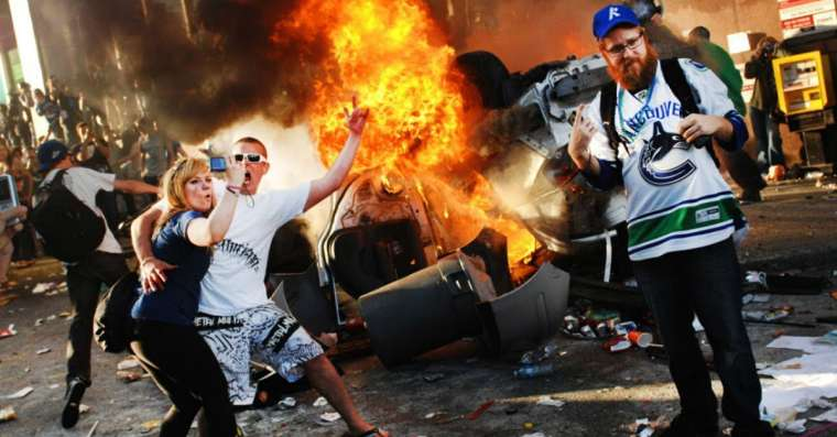 Top 10 Most Insane Sports Riots In History