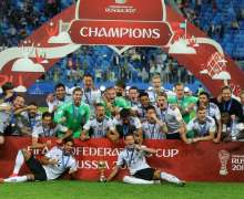 Top 10 Most Successful Teams in FIFA Confederations Cup