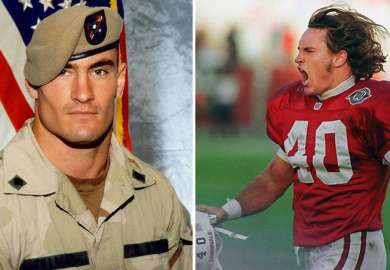 Top 10 Athletes Who Lost Their Lives In Military Service