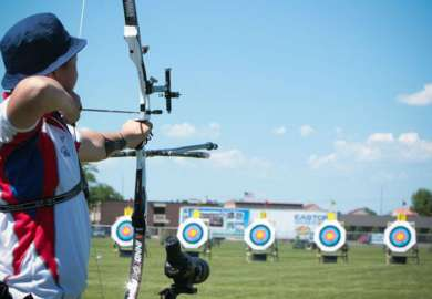 Top 10 Best Male Archers In The World
