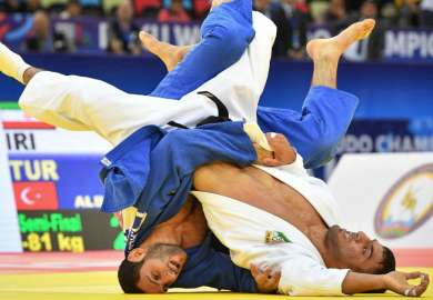Top 10 Greatest Judo Players Of All Time