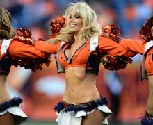 Top 10 Hottest Cheerleaders In The World