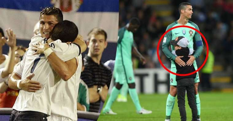 Top 10 Times Cristiano Ronaldo Did Life-Changing Things For Fans