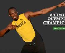 Top 10 Interesting Facts About Usain Bolt You Don't Know