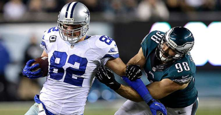 Top 10 Best NFL Tight Ends In The World Right Now