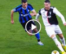 Cristiano Ronaldo vs Inter Milan | Amazing Skills & Assist