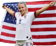 Julie Ertz Biography, Net Worth, Career, Family, Personal Life, and Other Interesting Facts