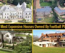 Top 10 Most Expensive Houses Owned By Football Players