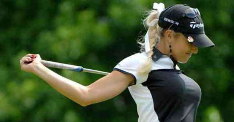 Top 5 Most Attractive Woman Golfers Of All Time
