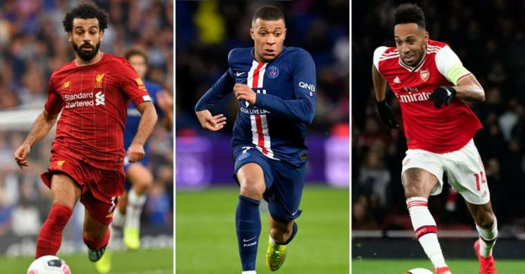 Top 10 Fastest Soccer Players In 2020