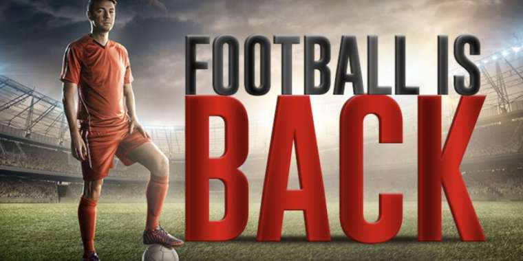 Brace Yourself! Football is Back!