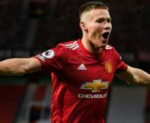 Manchester United manager hailed the spectacular performance of Scott McTominay against Leeds