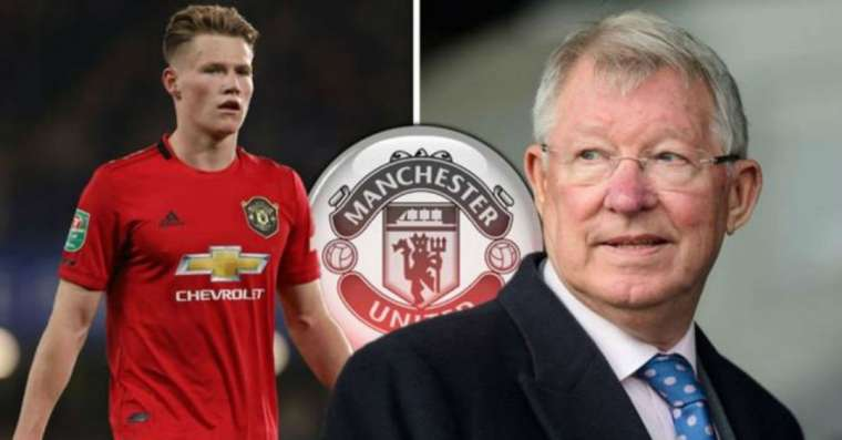Manchester United star Scott McTominay says he doesn't like the MUFC Academy rule