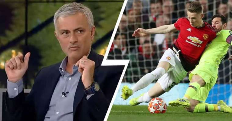 Scott McTominay reveals why he wants his former boss Jose Mourinho to lose with Tottenham Hotspur