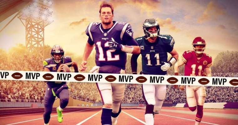 Top 7 players to bet on for 2021 NFL MVP
