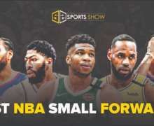 Top 10 Best NBA Small Forwards In The World Right Now