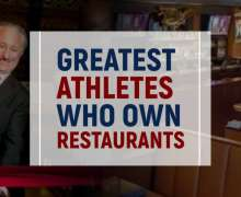 Top 10 Greatest Athletes Who Own Restaurants   Athlete-Owned Restaurants
