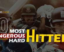 Top 10 Most Dangerous Hard Hitters In Cricket History