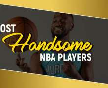 Top 10 Most Handsome NBA Players In 2021