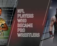 Top 20 NFL Players who became Pro Wrestlers