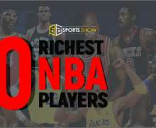 Top 10 Richest NBA Players To Watch Out In 2021