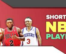 Top 10 Shortest NBA players of All Time