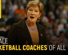 Top 10 Female Basketball Coaches Of All Time