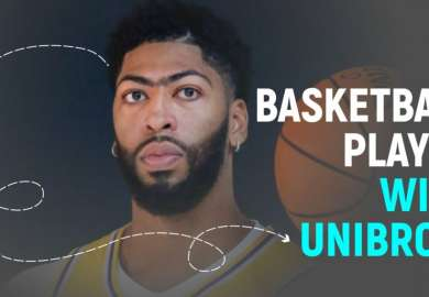 5 Amazing Basketball Players With Unibrow