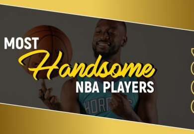 Top 10 Most Handsome NBA Players 2021