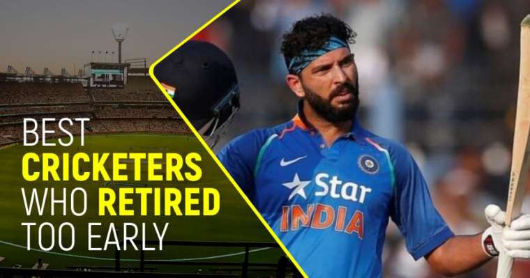 Top 10 Best Cricketers Who Retired Too Early