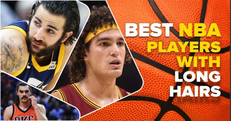 Top 10 NBA Players with Long Hair In 2021