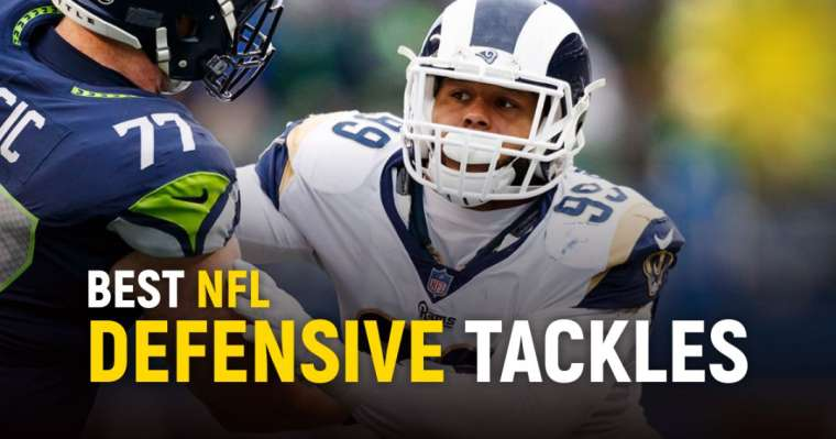 Top 10 Best NFL Defensive Tackles In The World Right Now
