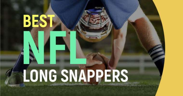 Top 10 Best NFL Long Snappers In The World Right Now