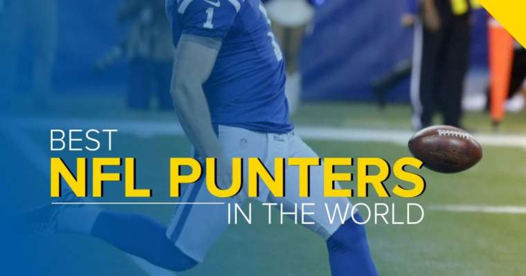 Top 10 Best NFL Punters In The World Right Now