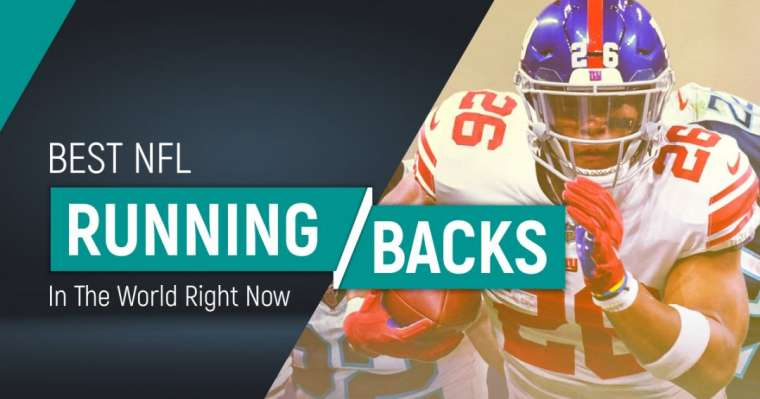 Top 10 Best NFL Running Backs In The World Right Now